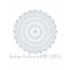 Perfume/Perfume 4th Tour in DOME 「LEVEL3」 <通常盤>(Blu-ray Disc)