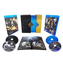 Film Collections Box FINAL FANTASY XV<セブン-イレブン・セブンネット限定特典:ラバーストラップ付き>(Blu-ray Disc)