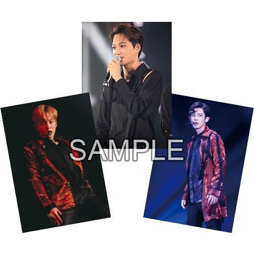 EXO PLANET #3 The EXO'rDIUM in JAPAN フォトコレクション