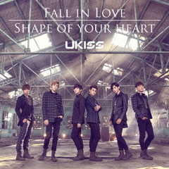Fall in Love/Shape of your heart(初回生産限定盤/DVD付)