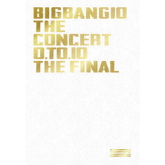 BIGBANG/BIGBANG10 THE CONCERT : 0.TO.10 -THE FINAL- DELUXE EDITION <初回生産限定/DVD(4枚組)+LIVE CD(2枚組)+PHOTO BOOK+スマプラムービー>