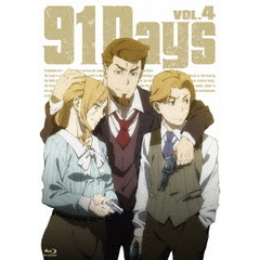 91Days Vol.4(Blu-ray Disc)