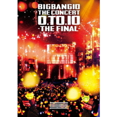 BIGBANG/BIGBANG10 THE CONCERT : 0.TO.10 -THE FINAL- 通常盤DVD(2枚組)+スマプラムービー