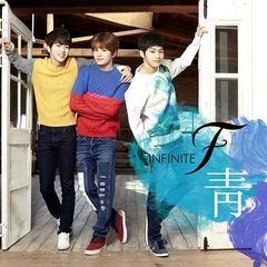 INFINITE F/1ST SINGLE ALBUM : BLUE(輸入盤)