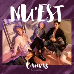 NU'EST/5TH MINI ALBUM : CANVAS