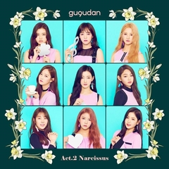 Gugudan/2ND MINI ALBUM : ACT.2 NARCISSUS(輸入盤)
