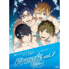 Free! -Eternal Summer- 7(Blu-ray Disc)