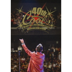 COOLS/40TH ANNIVERSARY LIVE 2015