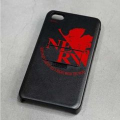 "CLAUSTRUM iPhone4・4s HOLDER ""FLAP PET-G"" NERV MODEL ブラック"