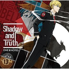 TVアニメ『ACCA13区監察課』OP主題歌 「Shadow and Truth」
