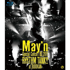 May'n/May'n Special Concert BD 2011 RHYTHM TANK!! at 日本武道館(Blu-ray Disc)