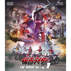 仮面ライダー THE MOVIE Blu‐ray Vol.1(Blu-ray Disc)