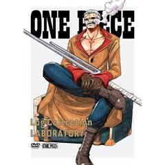 "ONE PIECE Log Collection ""LABORATORY""[EYBA-10918/21][DVD] 製品画像"