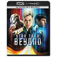スター・トレック BEYOND 4K ULTRA HD+Blu-rayセット(Blu-ray Disc)