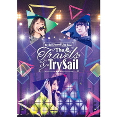 "TrySail Second Live Tour""The Travels of TrySail""(初回生産限定盤)[VVXL-18/20][Blu-ray/ブルーレイ]"