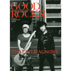 GOOD ROCKS! GOOD MUSIC CULTURE MAGAZINE Vol.79