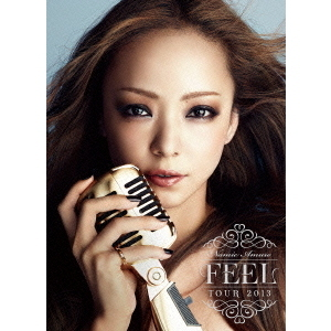 安室奈美恵/namie amuro FEEL tour 2013(Blu-ray Disc)