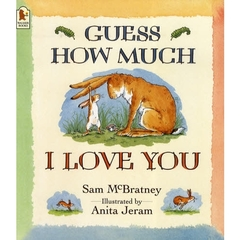 【洋書】Guess How Much I Love You