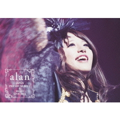 alan/alan JAPAN PREMIUM BEST & MORE LIVE 2011