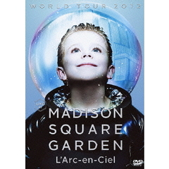 WORLD TOUR 2012 LIVE at Madison Square Garden[KSBL-6045/6][DVD]