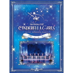 THE IDOLM@STER CINDERELLA GIRLS 1stLIVE WONDERFUL M@GIC!! 0406(Blu-ray Disc)