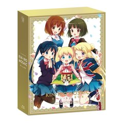 きんいろモザイク Blu-ray BOX<セブンネットオリジナル特典原作イラスト使用クッションカバー付き>(Blu-ray Disc)