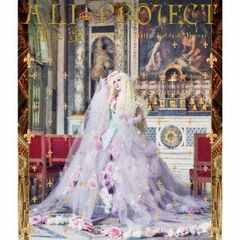 ALI PROJECT 25周年記念ベストアルバム「血と蜜~Anthology of Gothic Lolita & Horror」<メーカー特典:二つ折りメッセージカード(Gothic Lolita Ver.)>