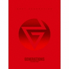 GENERATIONS from EXILE TRIBE/BEST GENERATION(数量限定生産盤/3CD+4DVD)