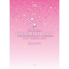 THE IDOLM@STER CINDERELLA GIRLS 1stLIVE WONDERFUL M@GIC!!<Blu-ray3枚組 BOX 完全初回限定生産 メモリアル仕様 オリジナルカートンケース付き>(Blu-ray Disc)