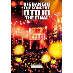 BIGBANG/BIGBANG10 THE CONCERT : 0.TO.10 -THE FINAL- 通常盤Blu-ray(2枚組)+スマプラムービー(Blu-ray Disc)