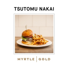 【輸入盤】Tsutomu Nakai「Myrtle and Gold」
