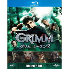 GRIMM/グリム シーズン 2 Blu-ray BOX(Blu-ray Disc)