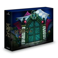 死神くん Blu-ray BOX(Blu-ray Disc)