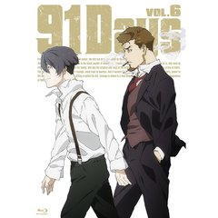 91Days Vol.6(Blu-ray Disc)