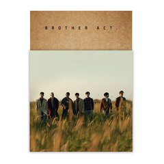 BTOB/2ND FULL ALBUM : BROTHER ACT(輸入盤)