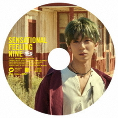 Sensational Feeling Nine<HWI YOUNG:完全生産限定ピクチャーレーベル盤>