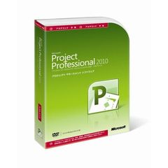 Office 2010 Project Professional 2010 アカデミック版 (PCソフト)