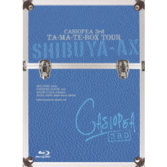 CASIOPEA 3rd/TA・MA・TE・BOX TOUR 2013 CASIOPEA 35 Year Anniversary Blu-ray(Blu-ray Disc)