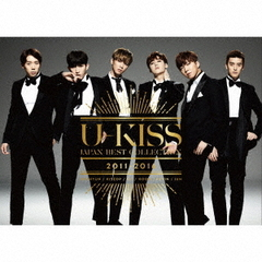U-KISS JAPAN BEST COLLECTION 2011-2016(DVD付)