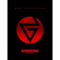 GENERATIONS from EXILE TRIBE/BEST GENERATION(豪華盤/2CD+3DVD)