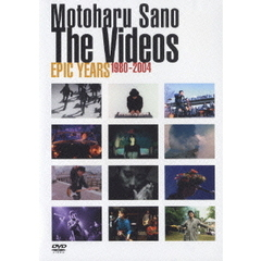 佐野元春/THE VIDEOS EPIC YEARS 1980-2004