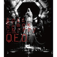 "Acid Black Cherry/Acid Black Cherry 2009 tour ""Q.E.D.""(Blu-ray Disc)"