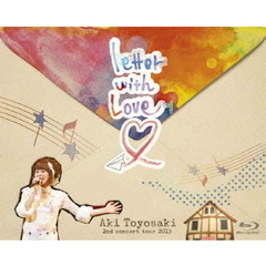 豊崎愛生/豊崎愛生 2nd concert tour 2013 『letter with Love』(Blu-ray Disc)