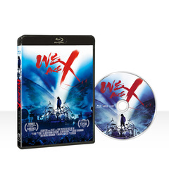 WE ARE X Blu-ray スタンダード・エディション<予約購入特典付き:アイテム未定>(Blu-ray Disc)