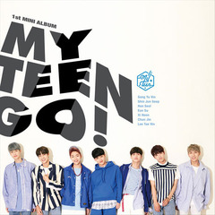 MY TEEN/1ST MINI ALBUM : MY TEEN GO!(輸入盤)