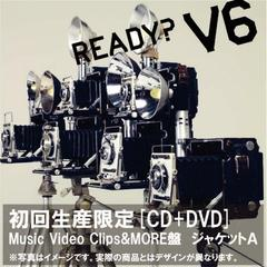 READY?(初回生産限定(Music Video Clips&MORE盤))