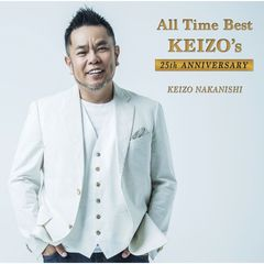 All Time Best ?KEIZO's 25th ANNIVERSARY