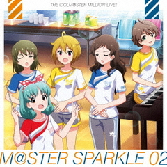 THE IDOLM@STER MILLION LIVE! M@STER SPARKLE 02<セブンネット限定02&03購入特典:ポストカード(2枚セット)>