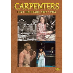 カーペンターズ/CARPENTERS LIVE ON STAGE 1972・1974
