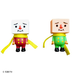 ソフビ MINI TO‐FU DEVILROBOTS 2個セット B